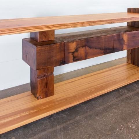 Custom Reclaimed Wood Furniture - custom reclaimed wood ...