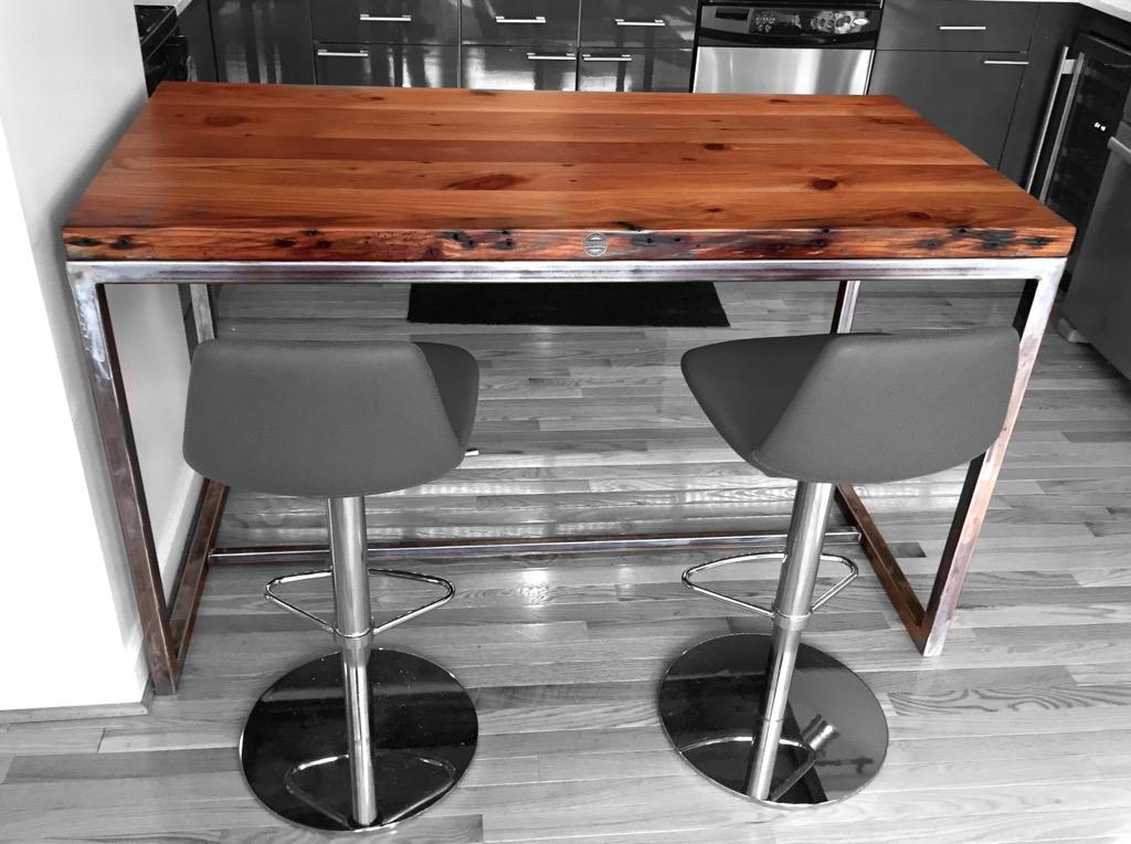Custom Reclaimed Wood Furniture Sandtown Millworks