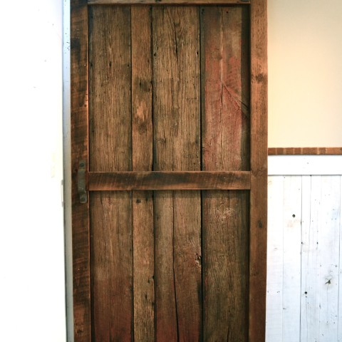 Installation available. - Reclaimed Wood Barn Doors Baltimore, MD Sandtown Millworks
