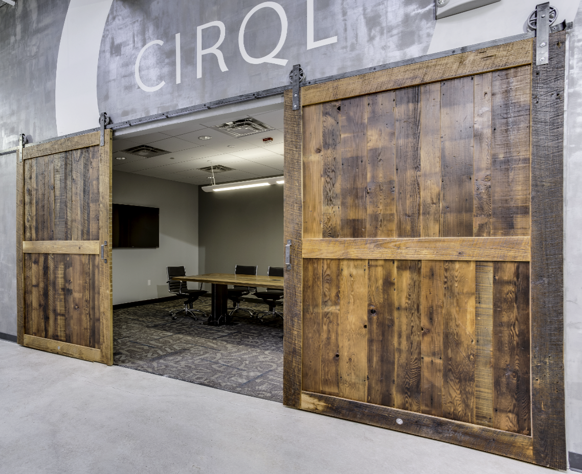 Reclaimed Wood Barn Doors Baltimore Md Sandtown Millworks